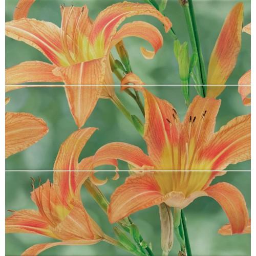 Cifre Ceramica Composicion Sabina 30x30 dekor csempe szett (3 db)